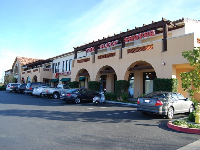 Thousand Oaks Center SOLD