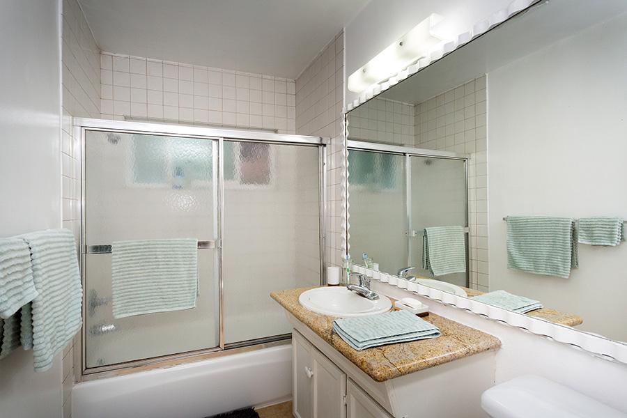 Bathroom View Los Angeles