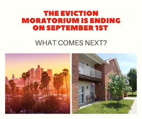 eviction ban california